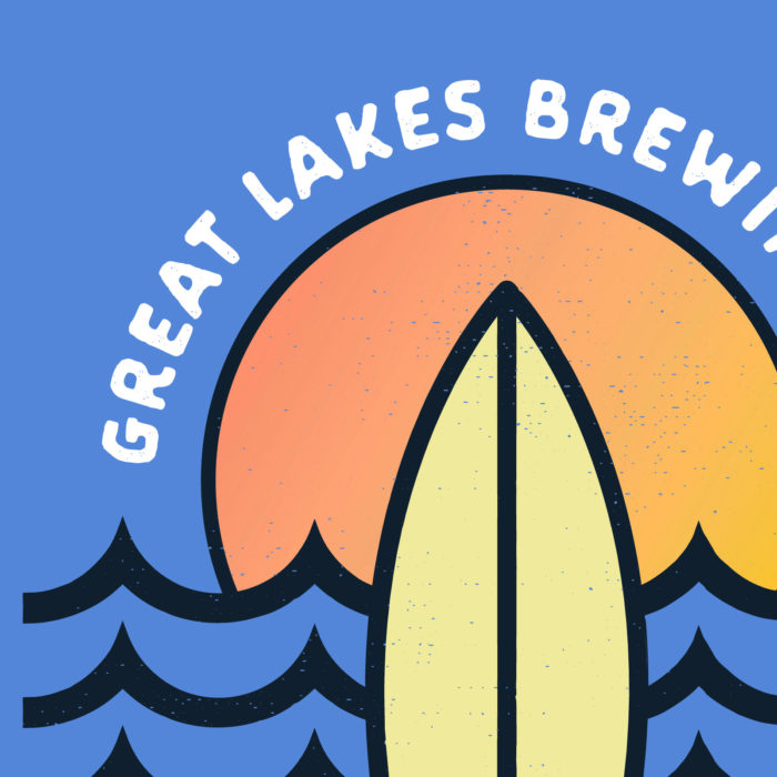 GLBC Chillwave T-shirt