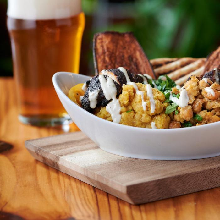 GLBC Brewpub Food